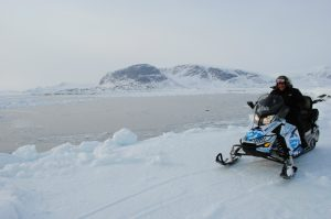 Snowmobile Weekend in the Arctic