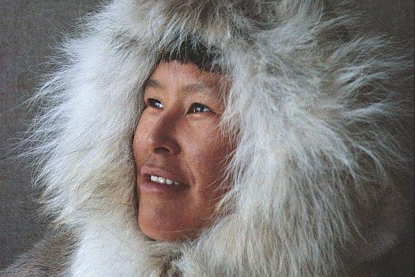 Kingaunmiut Woman