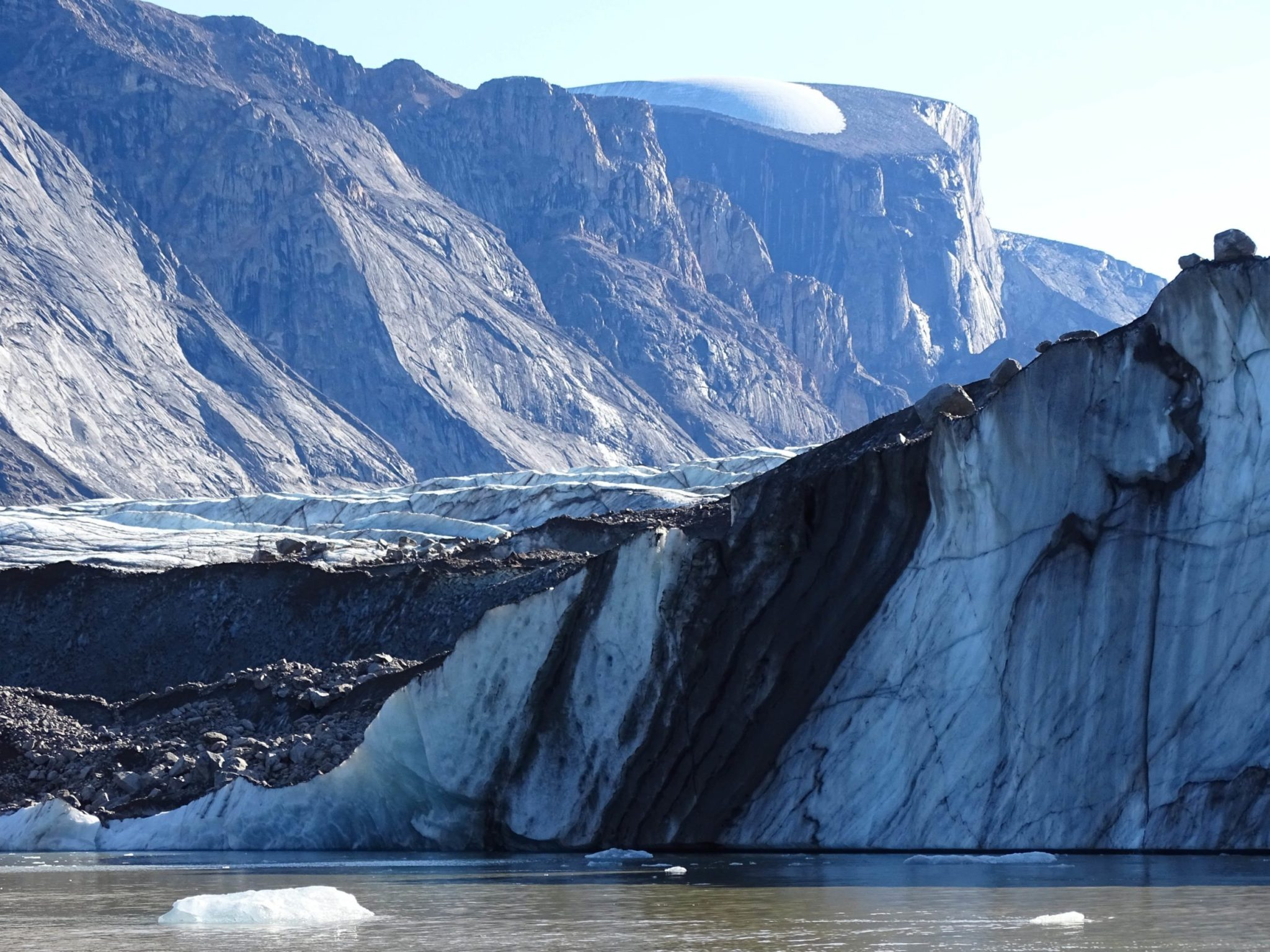 Glaciers Arctic Kingdom Safari