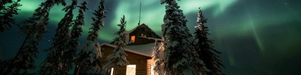 Northern Lights Fly-In Lodge Getaway Arctic Kingdom