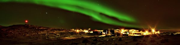 Iqaluit weekend getaways Northern Lights Arctic Kingdom
