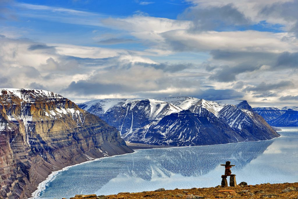 Arctic Bay landscape photography arctic kingdom