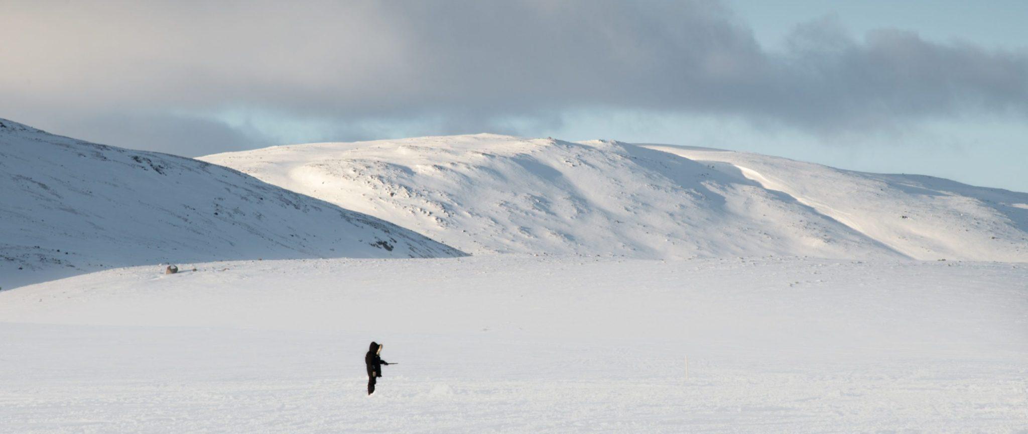 arctic getaway