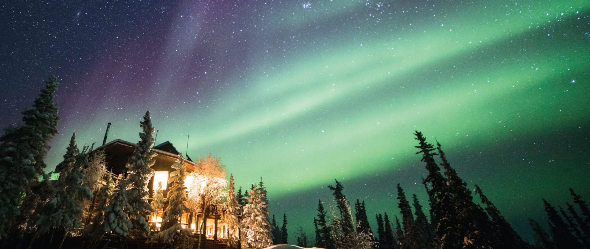 trips to see the northern lights