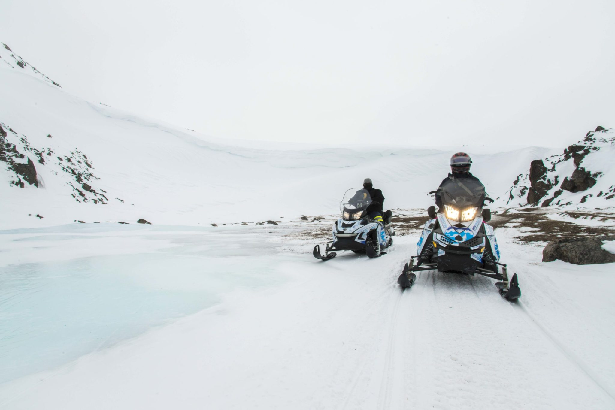 Arctic Snowmobile Weekend | Arctic Kingdom