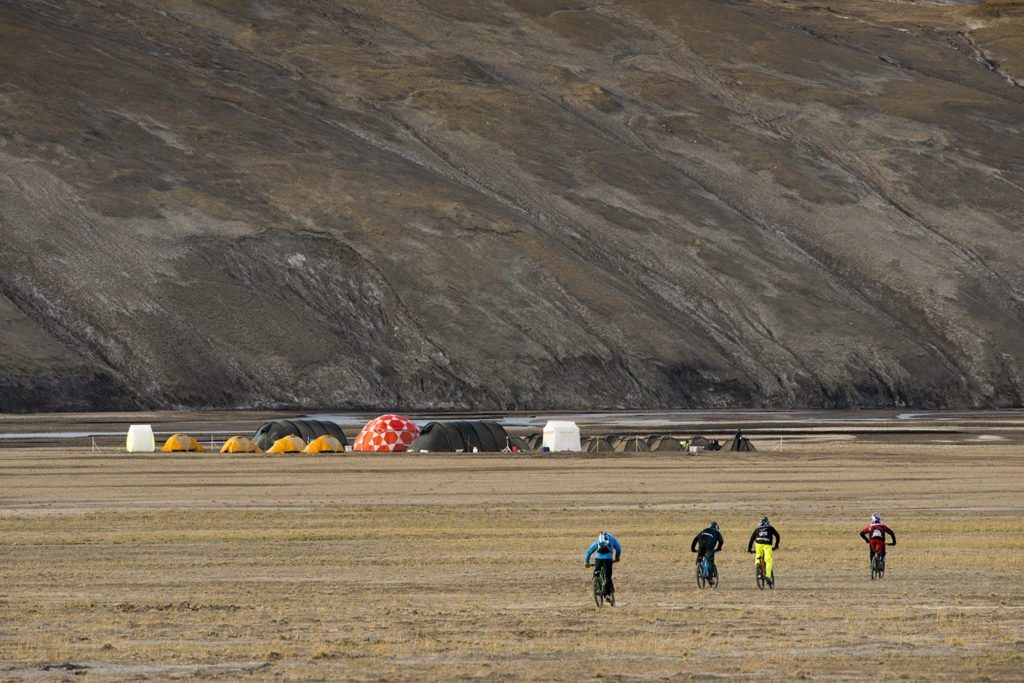 arctic kingdom expedition axel heiberg island red bull