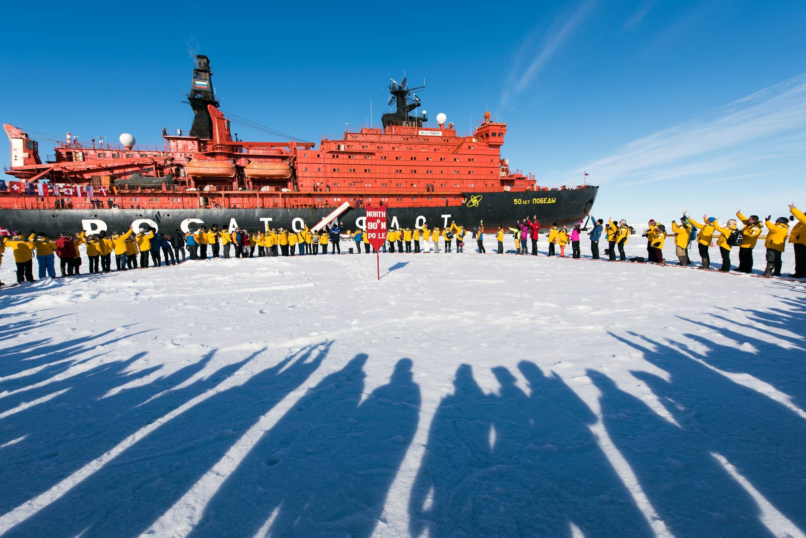 North Pole Cruise: Ultimate Arctic Adventure | Arctic Kingdom