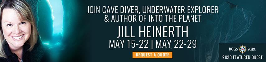 Jill Heinerth, Dive Safari
