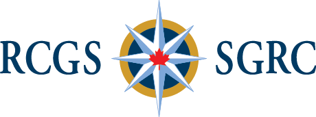 Royal Canadian Geographic Society Logo