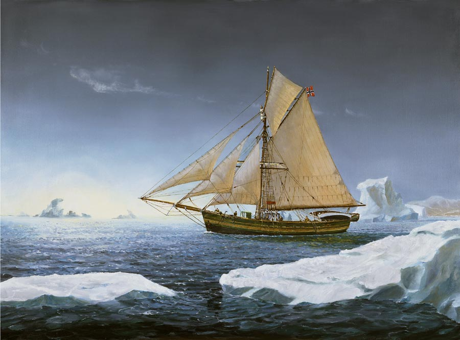 The History of the Northwest Passage: Arctic Explorers | Arctic Kingdom
