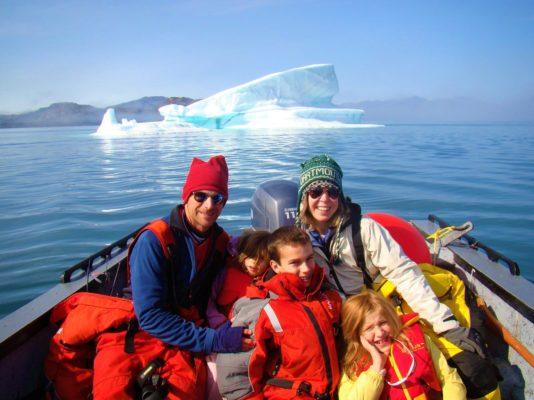 A Great Family Trip: Arctic Safaris