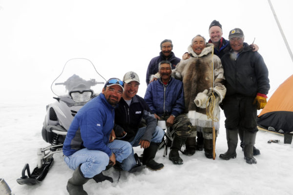 Inuit guides for Arctic Kingdom