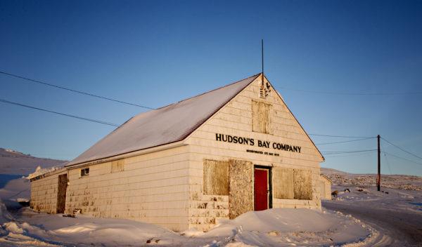 Old Hudson's Bay Trading Post - Nunavut