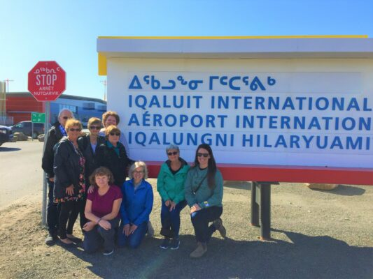 Iqaluit Internal Airport